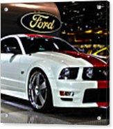 2006 Ford Mustang No 1 Acrylic Print