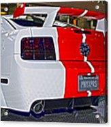 2006 Ford Mustang No 2 Acrylic Print