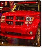 2007 Dodge Nitro Acrylic Print
