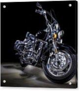 2008 Honda Vtx1300t Acrylic Print