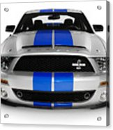 2008 Shelby Ford Gt500kr Acrylic Print