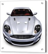 2009 Aston Martin Dbs Acrylic Print