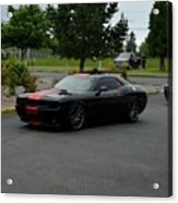 2009 Challenger Rt Lind Acrylic Print