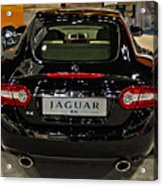 2009 Jaguar Xk Acrylic Print