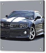 Camaro S S R S Acrylic Print