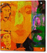 2010 Charter Acrylic Print