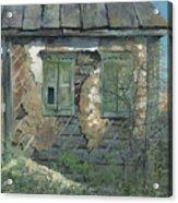 2010 Spring Motif  Acrylic Print
