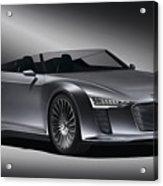 2011 Audi Etron Spyder Acrylic Print