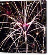 2011 Fireworks Acrylic Print by Robert  Torkomian
