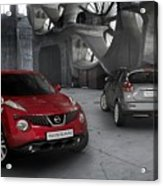 2011 Nissan Juke 4 Acrylic Print