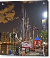 2012 08 12 Chicago Dsc_0342 Acrylic Print