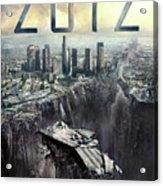 2012 2009 Acrylic Print