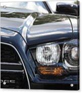 2012 Dodge Charger Acrylic Print