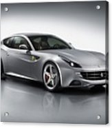 2012 Ferrari Ff 3 Acrylic Print