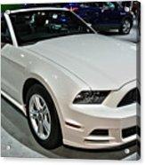 2013 Ford Mustang No 1 Acrylic Print