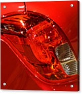 2015 Buick Encore Tail Light Acrylic Print