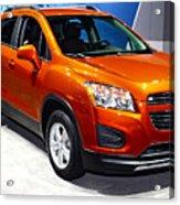 2015 Chevrolet Trax No 1 Acrylic Print