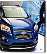2015 Chevrolet Trax2 Acrylic Print