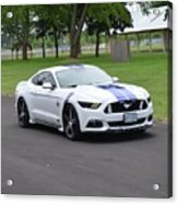 2015 Ford Mustang Gt James Tami Acrylic Print