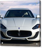 2015 Maserati Granturismo Acrylic Print