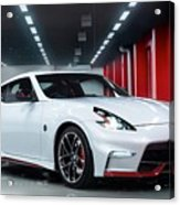 2015 Nissan 370z Nismo 3  2 Acrylic Print