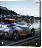 2015 Nissan Sway Concept 3  1 Acrylic Print