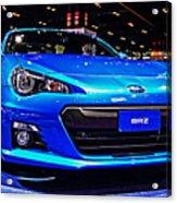 2015 Subaru Brz Acrylic Print