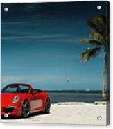2015 Vorsteiner Porsche 911 Carrera 4s Vff 104 2 Acrylic Print