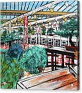 201804 Bonsai And Penjing Museum Washington Acrylic Print