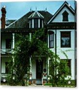 20th Century Mansion Acrylic Print