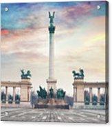 Budapest Hungary Acrylic Print