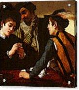 Caravaggio   Acrylic Print