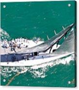 Key West Regatta Acrylic Print