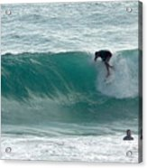 Australia - The Surfer Acrylic Print