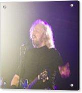 Barry Gibb Acrylic Print
