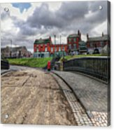 Birmingham England United Kingdom Uk Acrylic Print