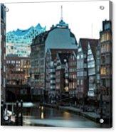 Hamburg - Germany Acrylic Print