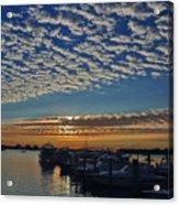 22- Magical Sunrise Acrylic Print