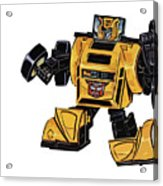 Transformers Acrylic Print