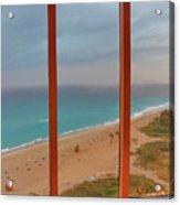 22- Windows On Paradise Acrylic Print