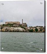 2253- Alcatraz Acrylic Print