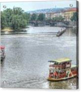 Budapesht  Hungary  Acrylic Print