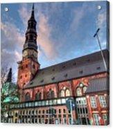 Hamburg Germany Acrylic Print