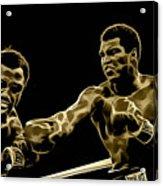 Muhammad Ali Collection Acrylic Print