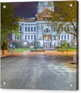 2300 At The Green Bay Courthouse Acrylic Print