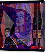 238 - She Looks Like An Egyptian 2017 Acrylic Print