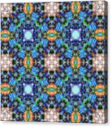 Arabesque 105 Acrylic Print