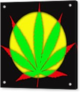 Cannabis 420 Collection Acrylic Print