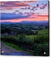 Landscape Az Acrylic Print
