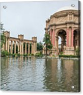 2464- Palace Of Fine Arts Acrylic Print